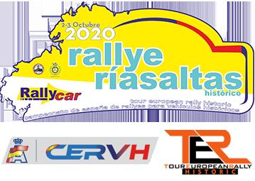 CERVH + TER Historic: Rallye Rias Altas Histórico [2-3 Octubre] Riasaltas2020placa